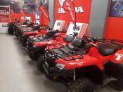 HONDA ATV DEALS NOW ON CALL BLUE CITY MOTORCYCLES ******0299 Mount Gambier Grant Area Preview