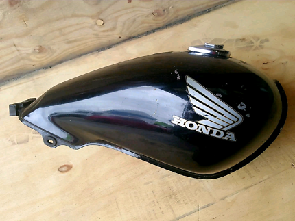 Honda motorcycle fuel tank suit mancave other cheap