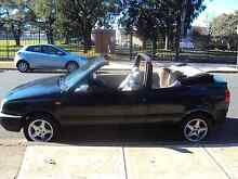 VW Goft Auto Convertible 4 Months Rego Rear Damage Panania Bankstown Area Preview