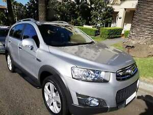 2011 Holden Captiva 7 LX (4x4), Top of the range, well maintained, 7seats, 89000km, $11999 Wollongong Wollongong Area Preview