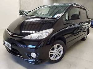 2005 Toyota Tarago Wagon 2.4L 8 SEATERS 4WD REVERSE CAMERA Wingfield Port Adelaide Area Preview