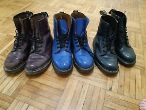 3 pairs of Doc Martens 250.00 together