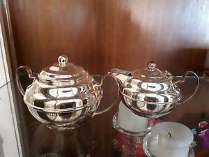 Silver Teapot Set like brand new Yowie Bay Sutherland Area Preview