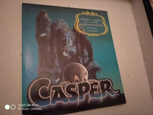 Vintage casper ghost lights very rare
