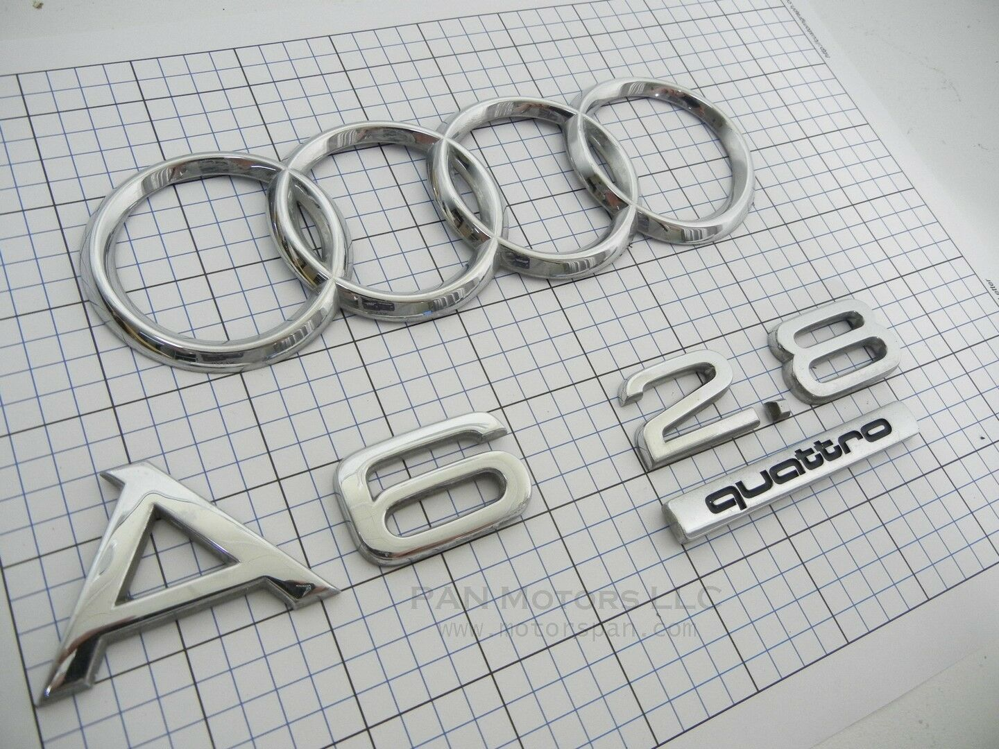 Used Audi Emblems for Sale - Page 2