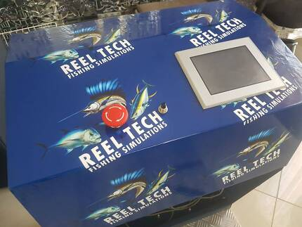 Reel Tech Fishing Simulations