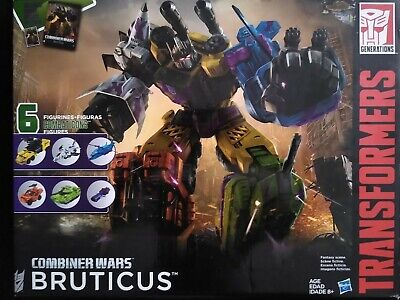 Transformers Combiner Wars Bruticus G2 Hasbro Generations MISB FREE SHIPPING