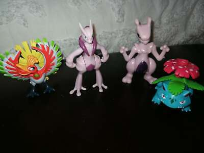Pokemon Character Figure Model Mega Charizard Venusaur Ivysaur Toy Gift 2-4 inch - Pokemon Characters Charizard