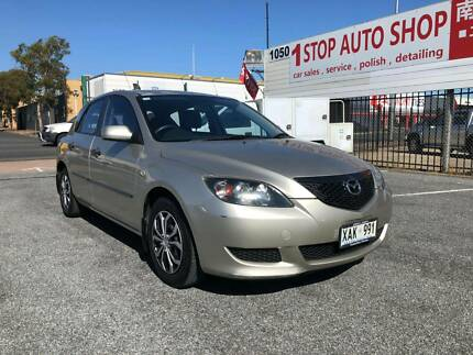 2003 MAZDA 3 MAXX, AUTO, ONLY 118K KMS, WITH SERVICE HISTORY Melrose Park Mitcham Area Preview