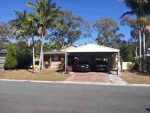VICTORIA POINT Fenced Brick   4 Room Carpeted brick home Cleveland Redland Area Preview