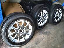 Holden Commodore VX Calais Wheels with Tyres, Three Only Berri Berri Area Preview