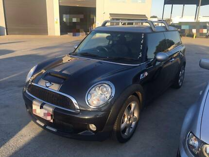 2009 Mini Cooper S Clubman Manual  Wagon