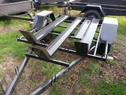 Motorbike Trailer Thomastown Whittlesea Area Preview