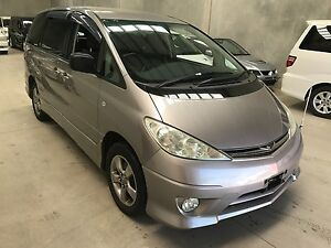 2004 Toyota Tarago 7 Seaters P Edition Cruise 2.4L VVTI Wingfield Port Adelaide Area Preview