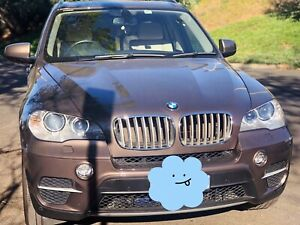 2010 Bmw X5 Xdrive 30d 8 Sp Automatic Sequential 4d Wagon