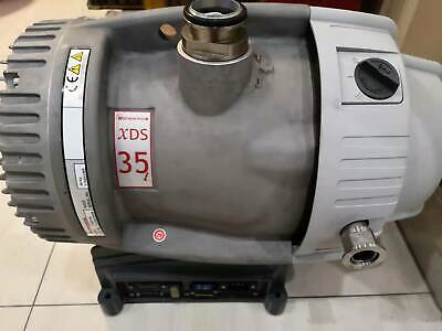 Edwards Xds35i Dry Scroll Vacuum Pump Tested Working