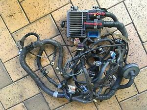 HSV VZ LS2 Manual Wiring Loom And/Or ECU Rowville Knox Area Preview