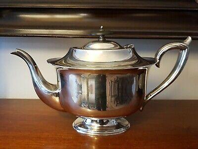 Good Vintage EPNS Teapot By Philip Ashberry & Sons