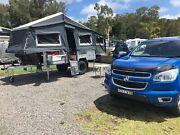 2017 Blackseries patron camper trailer McGraths Hill Hawkesbury Area Preview