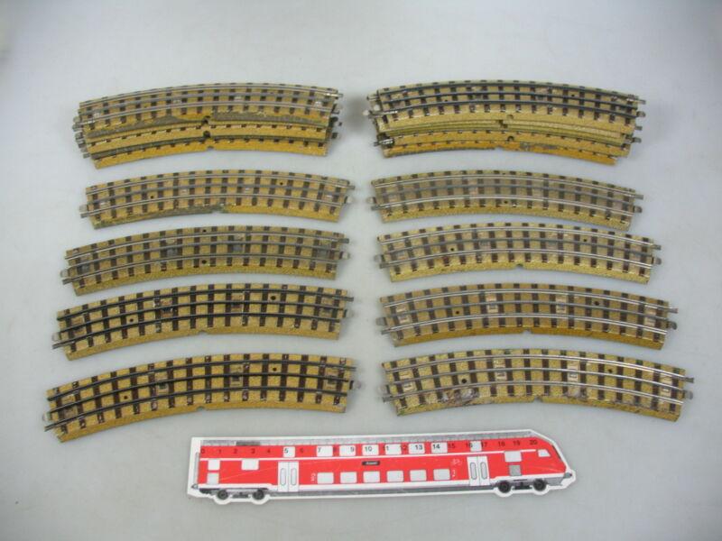 AM723-2 #19x Märklin/Marklin H0/00/AC Track Piece (M Track) F 3600/800 Vorkrieg