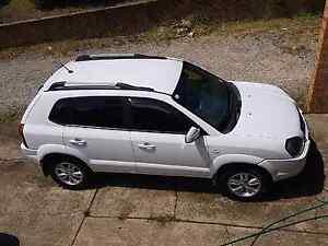 Hyundai tucson 2009 for sale Ingleburn Campbelltown Area Preview