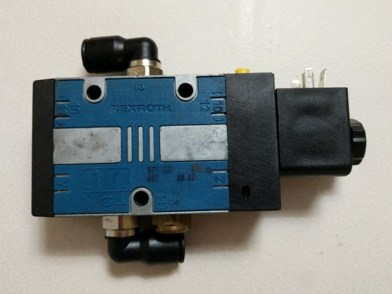 Rexroth Solenoid Operated Directional valve