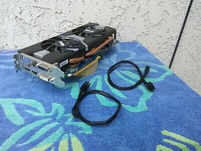 Sapphire ATI Radeon R9 280x 3GB GDDR5 4K   Apple Mac Pro Metal Mojave 7950 for sale  Shipping to Canada