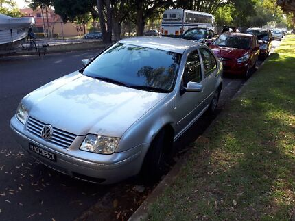 VW Bora 2001  Low kms  great condition  registration current