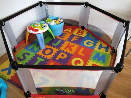 Valco Baby 6 sides playpen