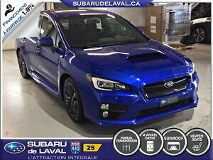 2017 Subaru Impreza WRX Sport Awd ** Toit ouvrant **