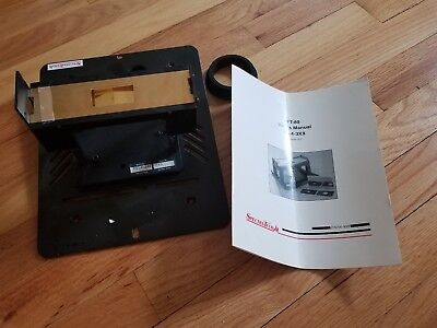 Spectra-tech Spectrometer Specular Reflectance Accessory 0014-391 With Manual