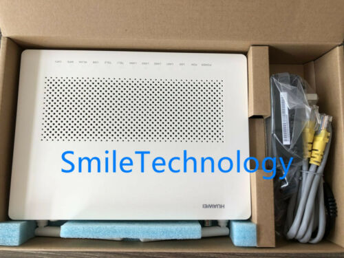 Huawei GPON ONT Echolife HG8247H FTTH Modem With 2Voice 4GE WIFI CATV Port