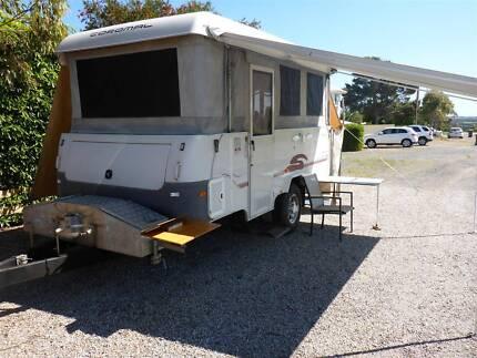 Pop-top Off Road Caravan / Camper