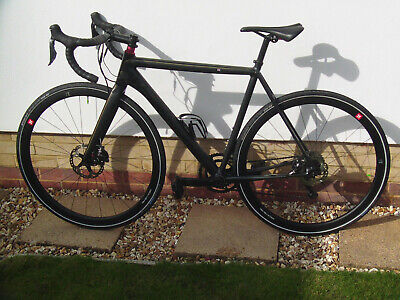 Cannondale Caad10 Ultegra DI2 Graver Road Bike.