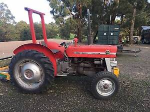 Fergie 135 Tractor - Great Condition Seville Yarra Ranges Preview