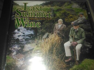 Last of the Summer Wine Soundtrack CD Very