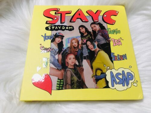 STAYC - ALL MEMBER Autograph(Signed) PROMO ALBUM