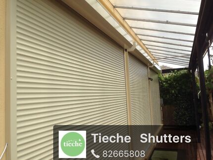 Roller Shutters **ON SPECIAL***
