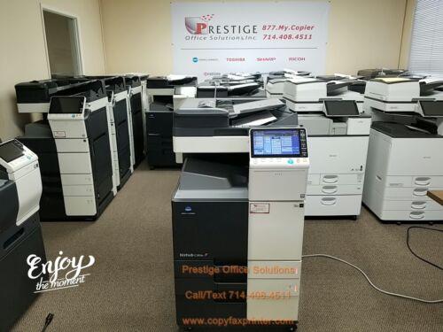 Konica Minolta Bizhub C364e Copier-Printer-Scanner. Meter Count Only 10k!