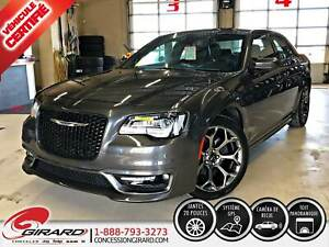 2018 Chrysler 300 S*CUIR*TOIT PANO*NAV*AUDIO BEATS*CAR PLAY*