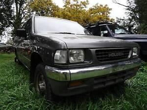 1995 Holden Rodeo Utility.  Twin Cab.  4 Wheel Drive.  On Gas. Ballarat Central Ballarat City Preview