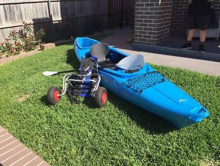 Ocean Kayak great condition
