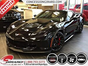 2017 Chevrolet Corvette Z06*2 LZ*SUPERCHARGED*CONVERTIBLE*ALL BL