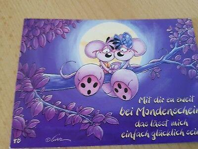 diddl Postkarte 48-k für Sammler und Geschenkidee