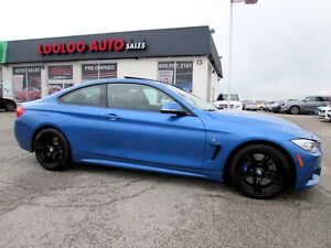 2014 BMW 4-Series 435i xDrive M Sports Package Heads Up Display