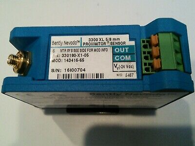 Bently Nevada 3300xl 5 Metre Proximity Sensor -- 330180-x1-05 - No Packaging