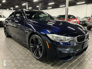 2017 BMW M4 Coupe-NAVI-BACKUP CAMERA-ONLY 7K KMS