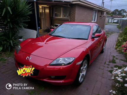 mazda rx8 modified red. mazda rx8 2004 modified red