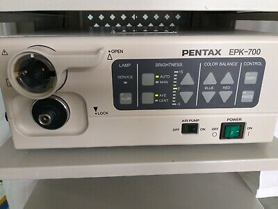 Pentax Epk-700 Video Processor Pre-owned722 Hour Used
