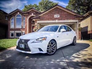 Lexus IS350 F sport series 3